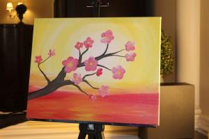 2017 BMF Paint & Wine Night - BMF Paint & Wine Night