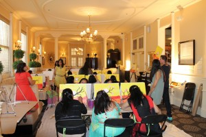 2017 BMF Paint & Wine Night - BMF Paint & Wine Night